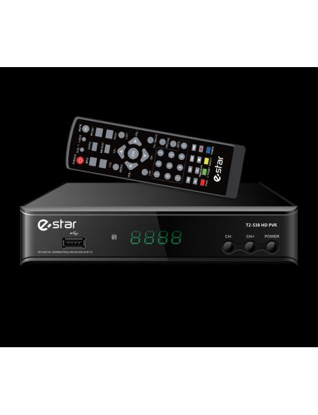 TV IMTUVAS ESTAR DVBT2 538 HD BLACK