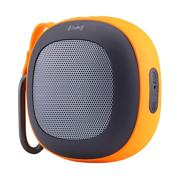 BNILLOR Stone Nillkin Bluetooth NFC nešiojamas garsiakalbis Energetic orange