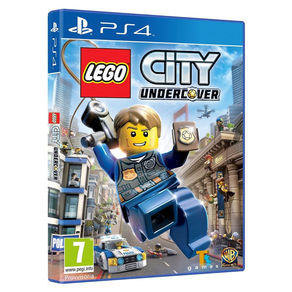 LEGO City Undercover - IT (PS4