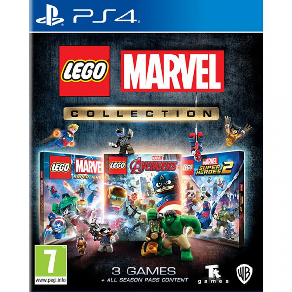 LEGO Marvel: Collection (PS4)
