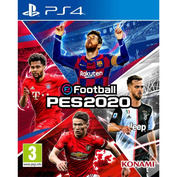 Pro Evolution Soccer 2020 (PS4