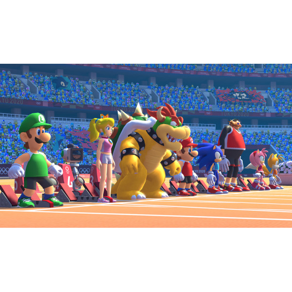 Mario & Sonic at the Olympic G