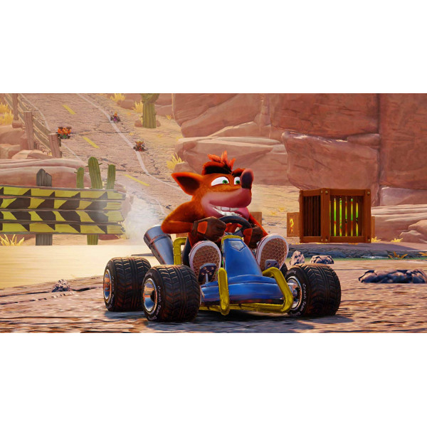 SWITCH Crash Team Racing Nitro
