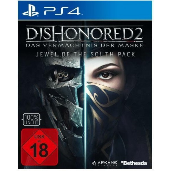 Dishonored 2: The Legacy of th