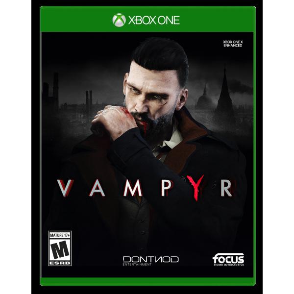 Žaidimas Vampyr XBOX