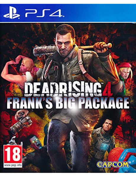 PS4 Dead Rising 4: Frank's Big Package