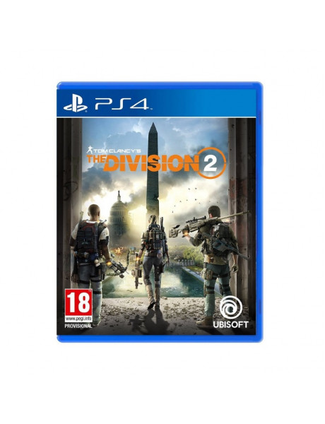 PS4 Tom Clancy's The Division 2