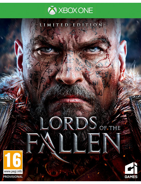Žaidimas Lords of the Fallen - Limited Edition Xbox One
