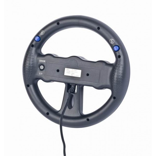 Žaidimų vairas Gembird USB Motion Sensor racing wheel