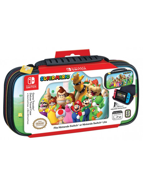 Dėklas Nintendo Switch Deluxe Travel Case Super Mario Characters NNS53A 212116