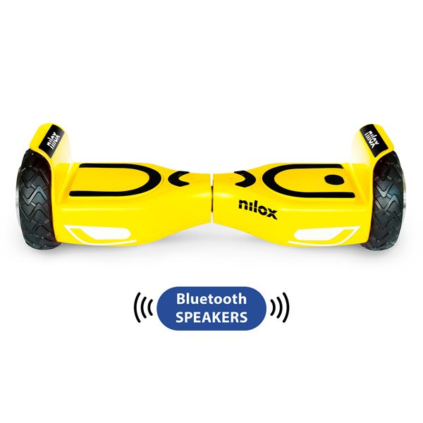 Riedis Nilox DOC Hoverboard Plus 6.5 Yellow