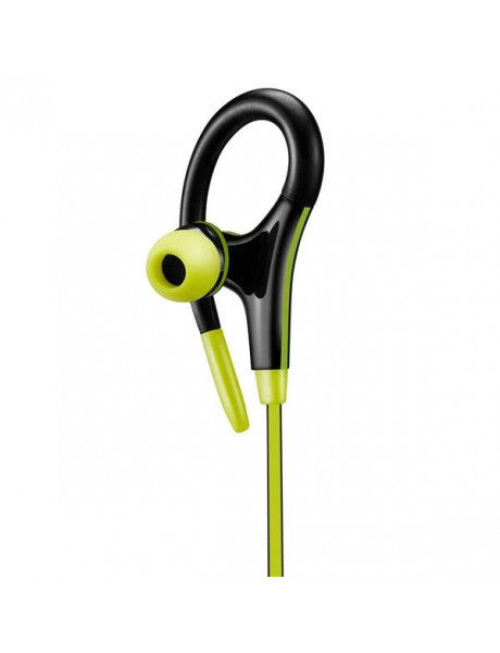 AUSINĖS CANYON Stereo sport earphones with microphone cable length