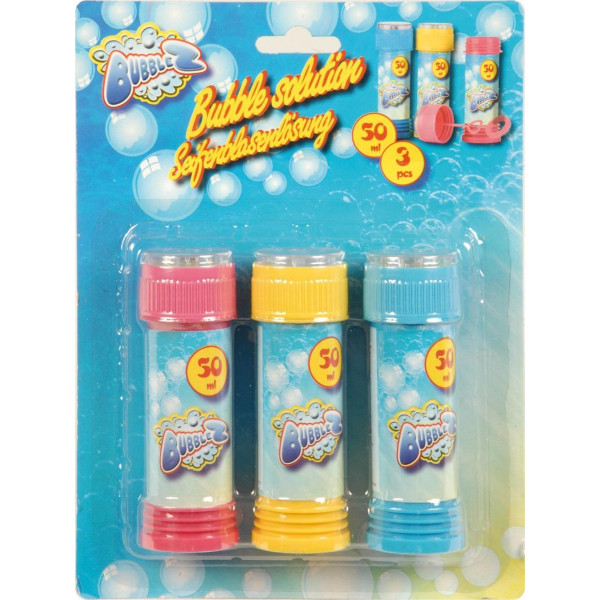 Bubble EDCO muilo burbulai 3x50ml