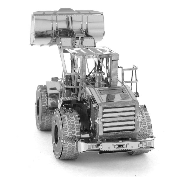 Konstruktorius Metal Earth CAT Wheel Loader (2 sheets)