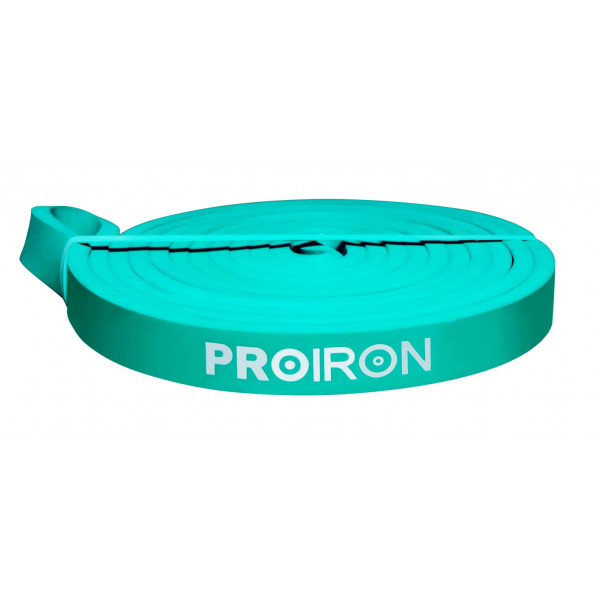 Pasipriešinimo gumos PROIRON Assisted Pull up Band Exercise Band, 208 x 1.3 x 0.45 cm, Resistance Le