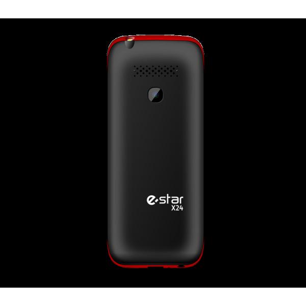 Mobilusis telefonas eSTAR X24 Dual Sim Red