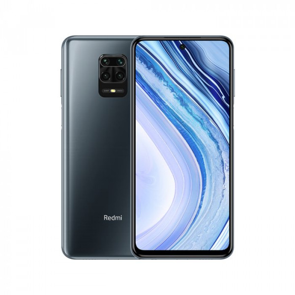 Išmanusis telefonas XIAOMI REDMI NOTE 9 PRO 64GB GREY