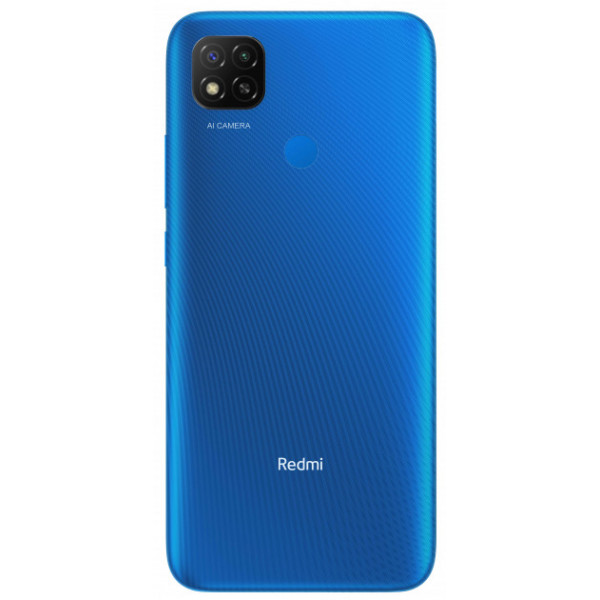 Išmanusis telefonas XIAOMI REDMI 9C Twilight Blue 2+32GB