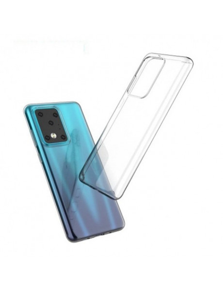DĖKLAS Just Must Nake back cover for Samsung Galaxy S20 Ultra / Transparent