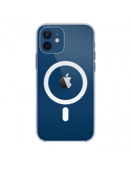 Dėklas iPhone 12 | 12 Pro Clear Case with MagSafe