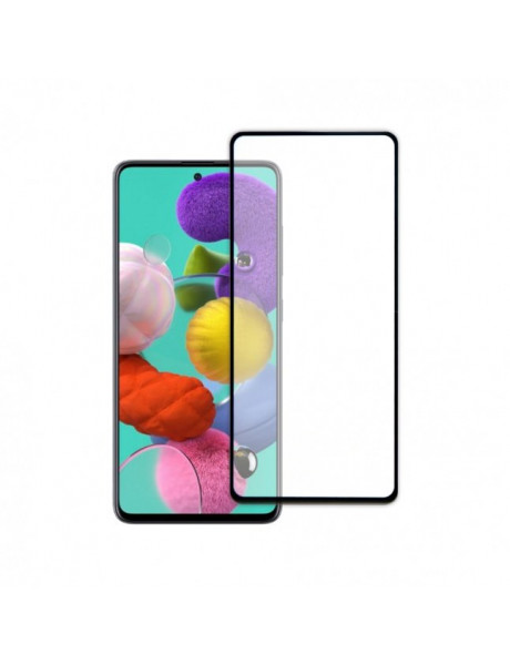 Apsauginis stiklas Toti TEMPERED glass 3D screen protector full cover for Galaxy A51 (2020) Casefri