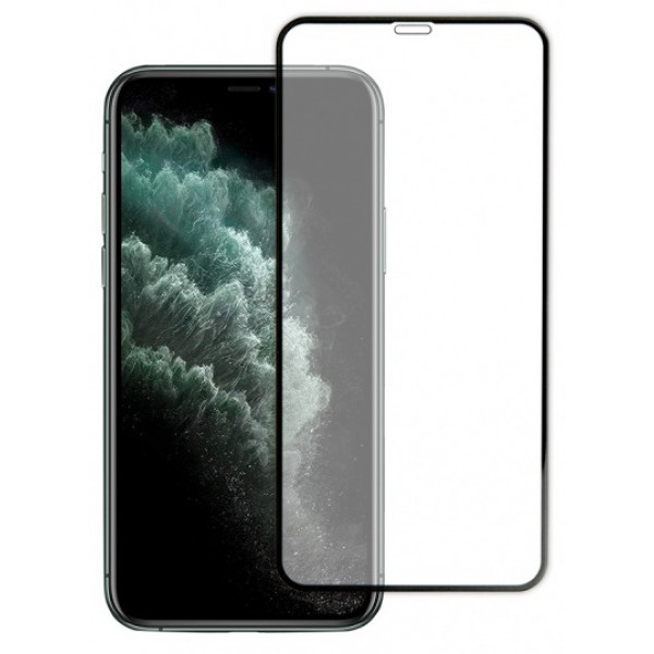 Apsauginis stiklas Toti TEMPERED glass 3D screen protector for iPhone 11 Pro Max/XS Max Black