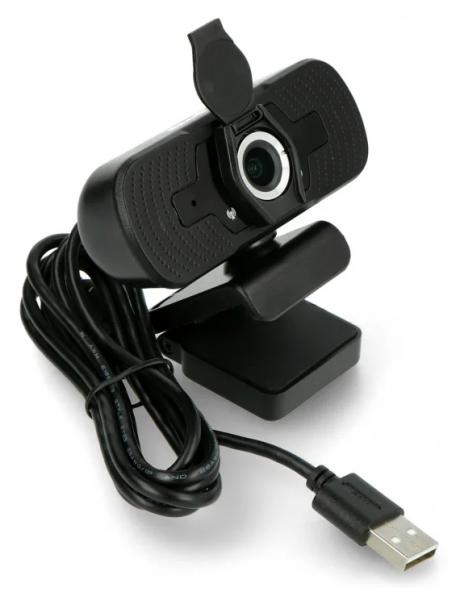 Internetinė kamera HD 1080P 110° su mikrofonu