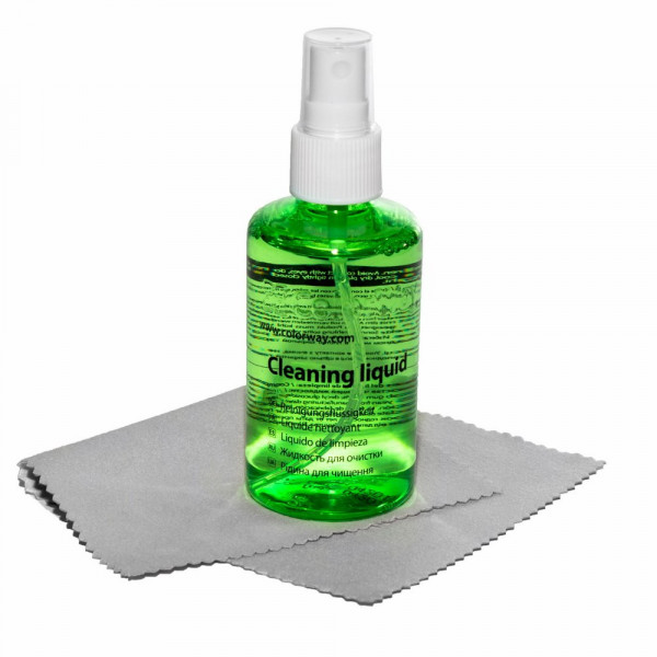 VALYMO RINKINYS COLORWAY 2 in 1 Screen and Monitor Cleaning 167952