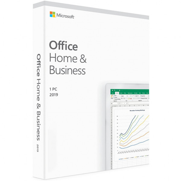 Programa Office Home and Business 2019 English