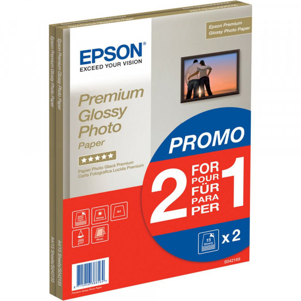 EPSON STYLUS SX445W PHOTO PAPER