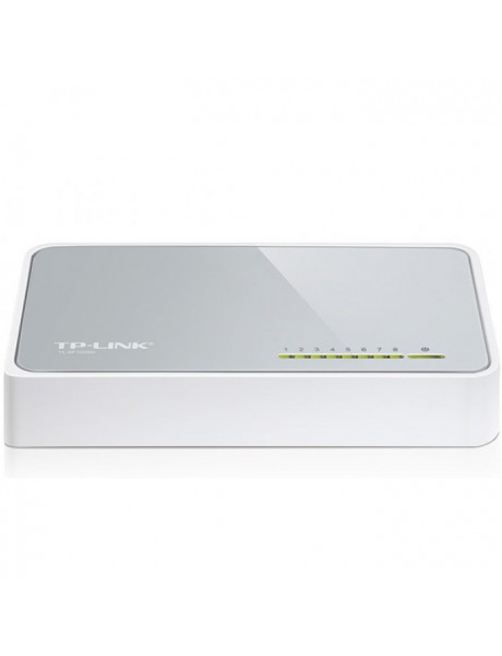 PASKIRSTYT. TP-LINK TL-SF1008D SWITCH 8X10/100MBPS