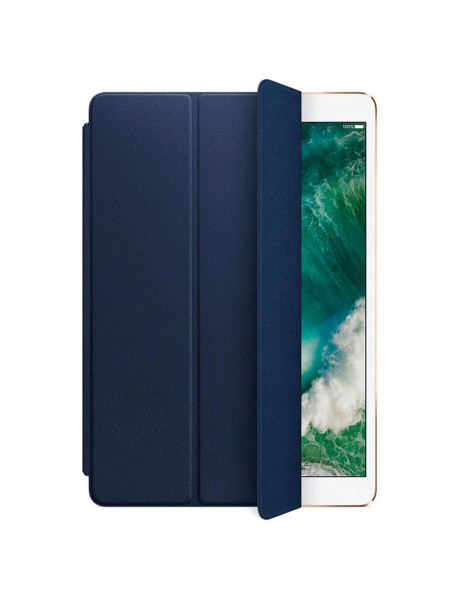 MPUA2ZM/A Leather Smart Cover for 10.5-inch iPad Pro - Midnight Blue