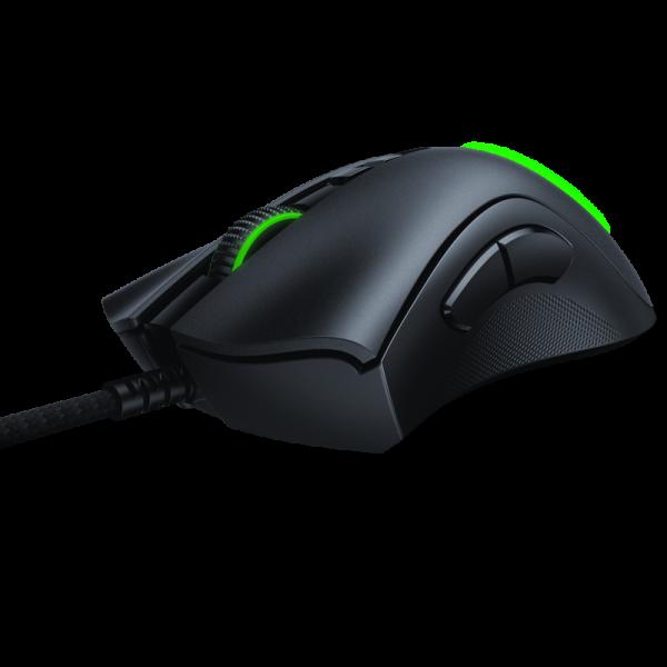 ŽAIDIMŲ PELĖ Razer DeathAdder V2 Gaming mouse, Wired, Black