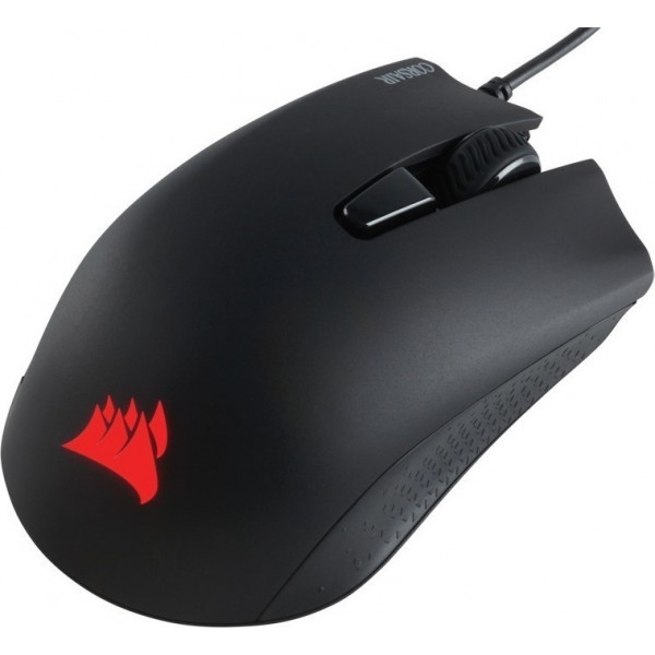 PELYTĖ Corsair Gaming Mouse HARPOON RGB PRO FPS/MOBA Wired, 12000 DPI, Black
