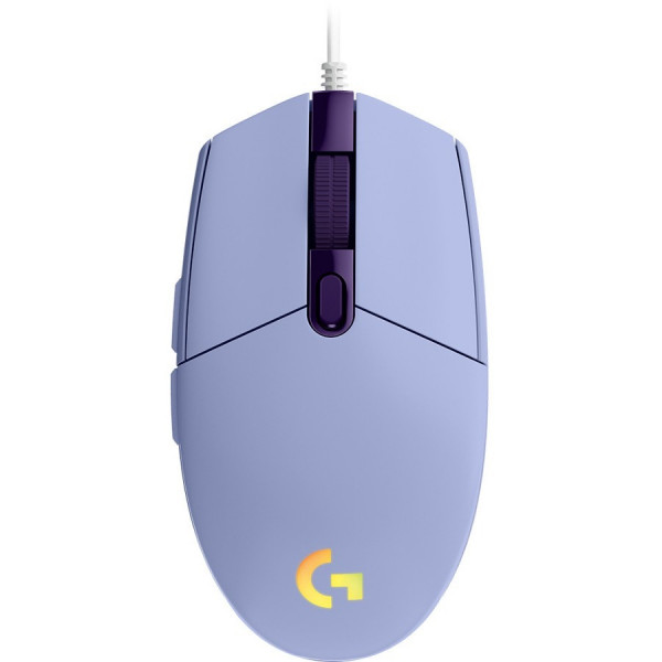 Pelė LOGITECH G203 LIGHTSYNC Gaming Mouse
