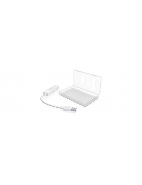 Raidsonic ICY BOX Adapter cable with protective a cover for 2.5