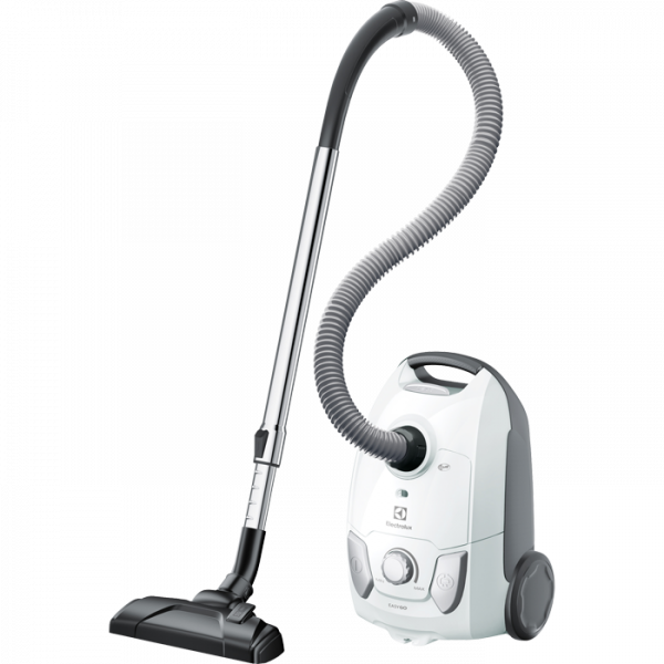 Electrolux Vacuum cleaner EEG41IW Bagged, Dry cleaning, Power 750 W, Dust capacity 3 L, 80 dB, White