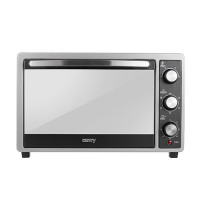 Camry Oven CR 6018 35 L, Electric,  Black/Stainless steel, 1500 W