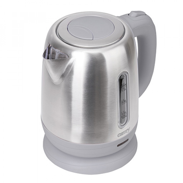 Camry Kettle CR 1278 Standard, 1630 W, 1.2 L, Stainless steel, Stainless steel, 360° rotational base