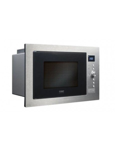 Caso Microwave Oven EMCG 32 Built-in, 32 L, 1000 W, Convection, Grill, Stainless steel