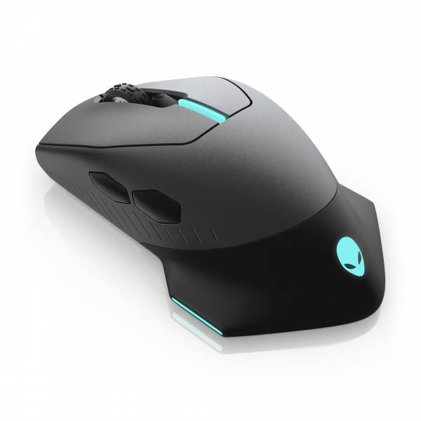 Dell Alienware Gaming Mouse AW610M  Wireless wired optical, Dark Grey