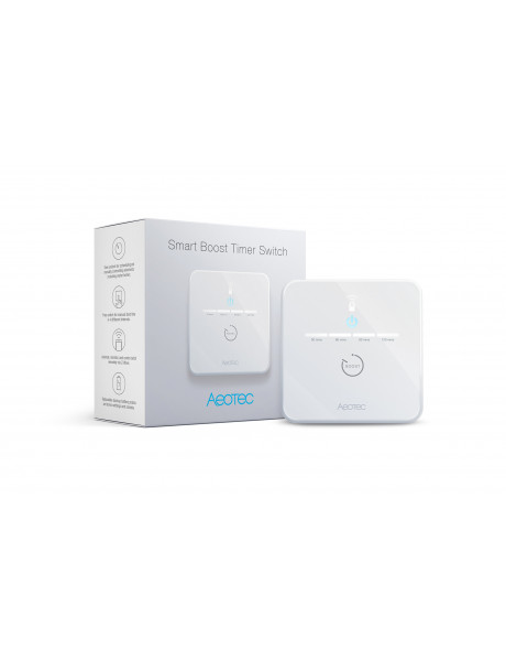 AEOTEC Smart Boost Timer Switch Z-Wave Plus