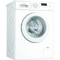 Bosch Washing mashine WAJ240L7SN Front loading, Washing capacity 7 kg, 1200 RPM, Direct drive, A+++, Depth 55 cm, Width 60 cm, White, LED, Display