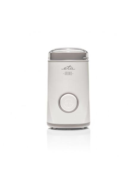 ETA Coffee grinder Aromo ETA006490000 150 W, Coffee beans capacity 50 g, Lid safety switch, White