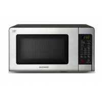 Winia Microwave oven with Grill KQG-664BBW Free standing, 700 W, Grill, Stainless steel/Black