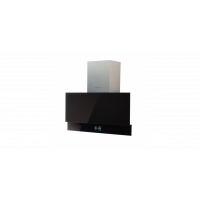 CATA Hood Goya PRO 90 BK Energy efficiency class A+++, Wall mounted, Width 90 cm, 842 m³/h, Touch control, Black glass, LED