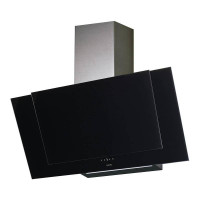 CATA Hood VALTO 900 XGBK Energy efficiency class A+, Wall mounted, Width 90 cm, 575 m³/h, Touch Control digital display, Black, SS Led