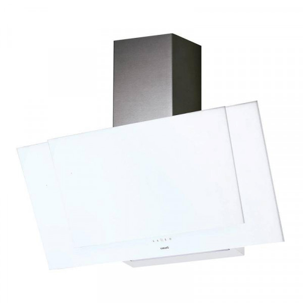 CATA Hood VALTO 900 XGWH Energy efficiency class A+, Wall mounted, Width 90 cm, 575 m³/h, Touch Control digital display, White, SS Led