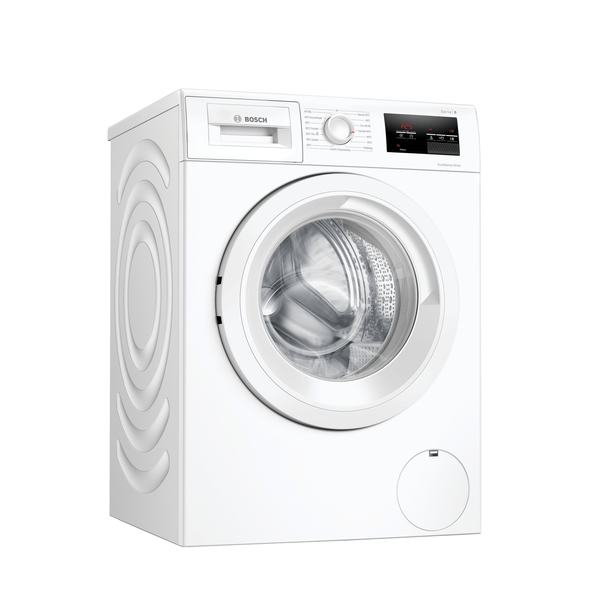 Bosch Serie 6 Washing machine WAU24UL8SN A+++, Front loading, Washing capacity 8 kg, 1200 RPM, Depth 59 cm, Width 60 cm, Display, LED, Self-cleaning, White